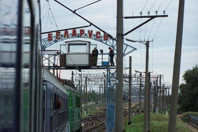 Brest granica, običaji s Poljskom