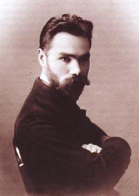 Bryusov Valery Yakovlevich, kratka biografija i kreativnost