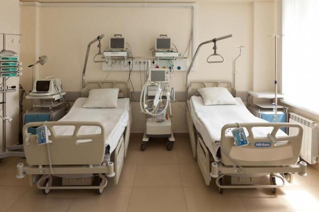 zdravstveni centar zdravlja Rostov-na-Donu