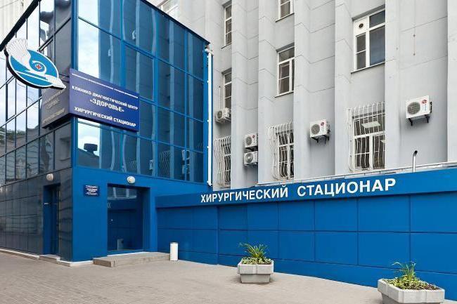 zdravstveni centar zdravstvenog rasta