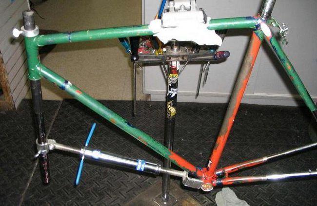 koji dijelovi bicikla