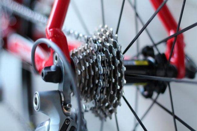 dijelovi bicikla velike brzine