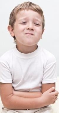 dijete ima 5 godina stomachache