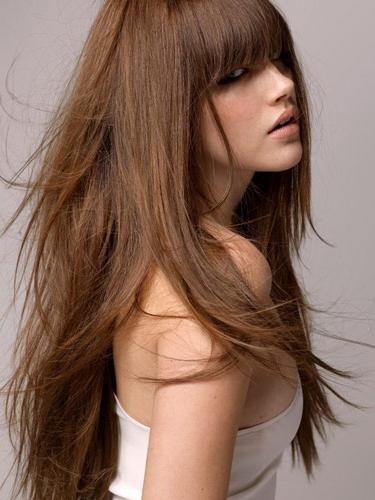 šiške za dugu kosu