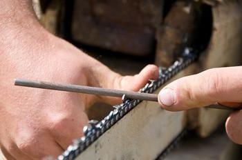kako izoštriti lančane pile
