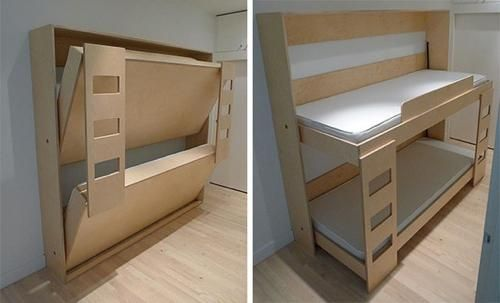 Sklopivi kreveti za dvoje djece