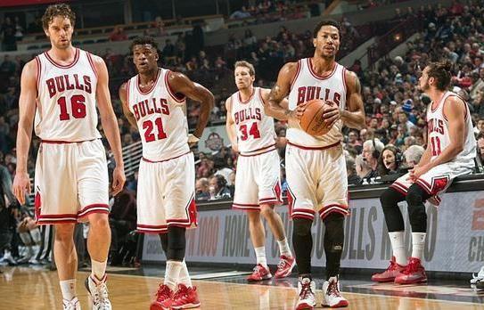 Chicago Bulls: sastav