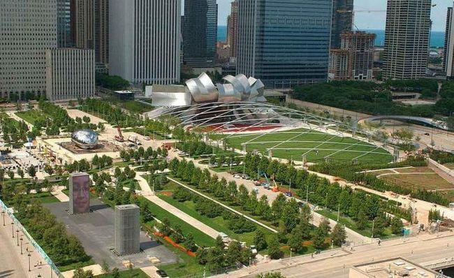 Chicago atrakcije Fotografija