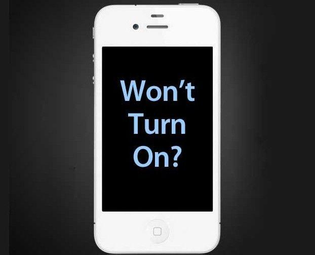 Что делать, если выключается айфон и не включается?