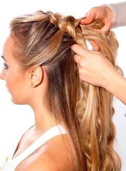 kosa na kosu prirodna
