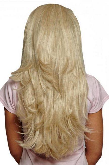 prirodne niti kose na kosu