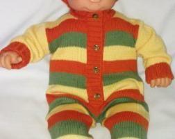pletene stvari za novorođenčad