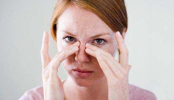 bolesti vanjskog nosa i nosne šupljine