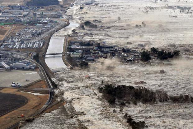 prirodnih katastrofa u Rusiji