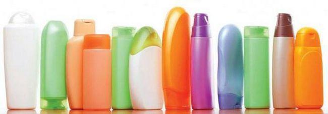 Šampon s ciklopiroksolaminom: ime