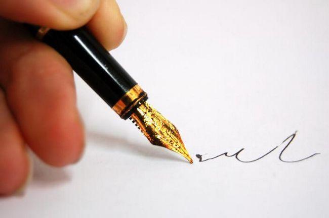 grafologija rukopisa