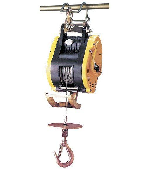 Что такое электрическая таль? Таль электрическая для вертикального подъема грузов