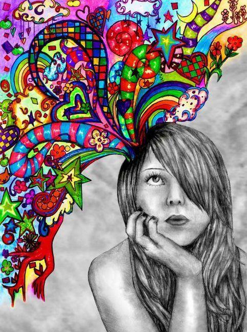 Что такое воображение в психологии? Активное и пассивное воображение