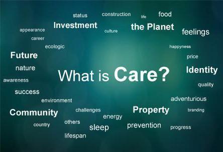 Что такое забота и внимание?