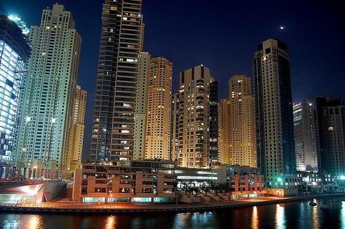 Definirajmo: gdje su Dubai?