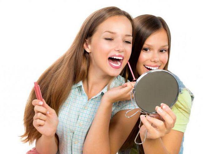 kozmetika za djevojčice od 12 godina