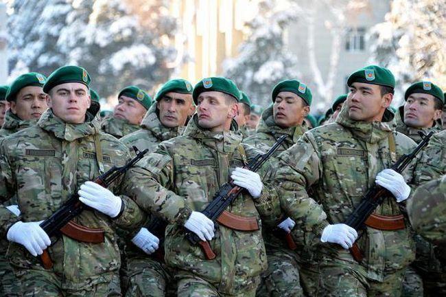 Dan graničnog čuvara u Kazahstanu