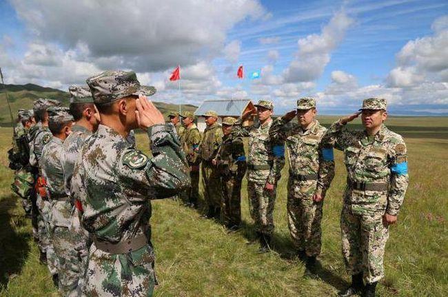 Dan graničnog čuvara u Kazahstanu 18. kolovoza