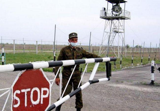 Čestitke danu graničara u Kazahstanu
