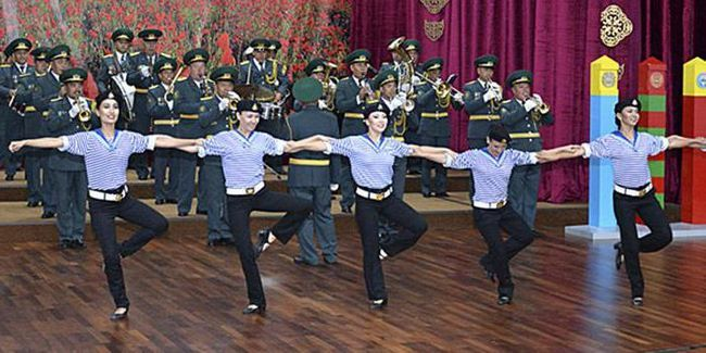 dan pograničnih postrojbi kazahstanskog dana graničnog straža