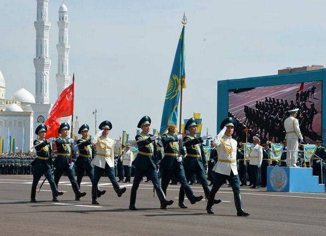 koji dan je granični dan štrajka u Kazahstanu