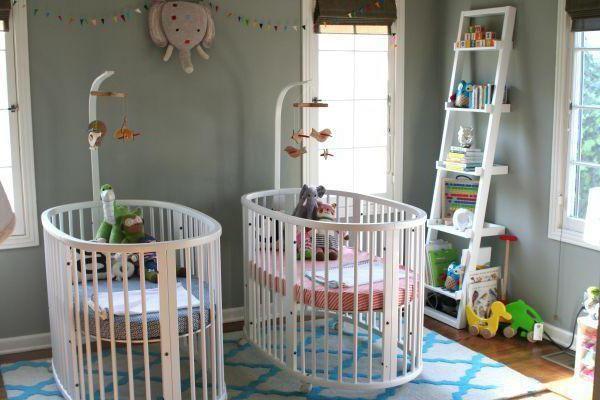 Ovalni krevetić za novorođenče