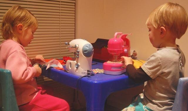 dječji šivaći stroj