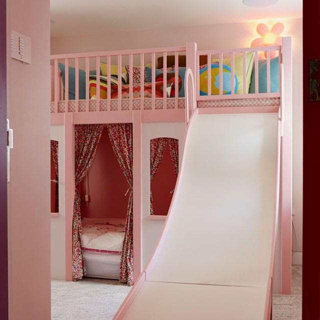 krevet za potkrovlje za djecu