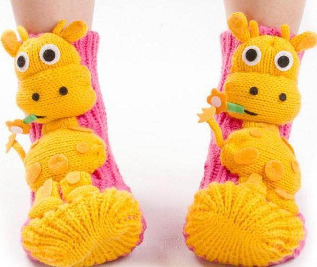 vunene čarape za novorođenčad