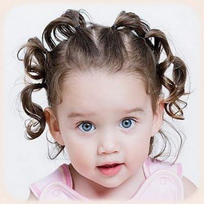 kratke frizure za djecu