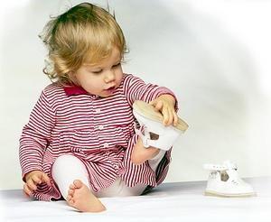 veličine dječjih cipela