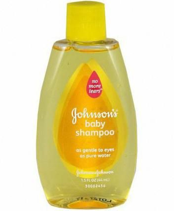 Penka šampon Johnson baby recenzije
