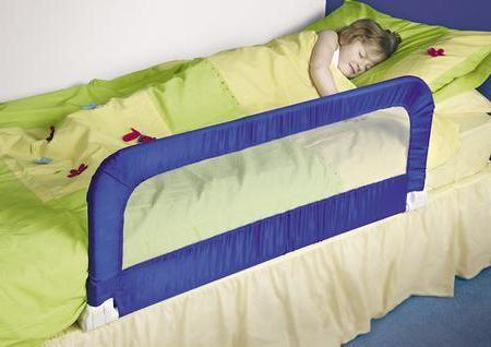 sigurnosni sustav za dijete za krevet