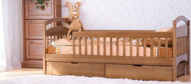 Dječji limitator za krevet tomi