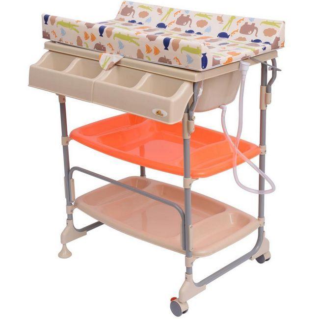 Promjena tablice za novorođenčad