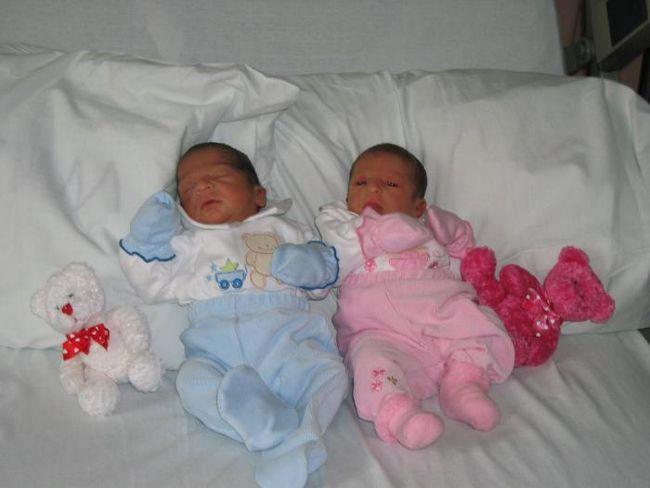 blizanci blizanca