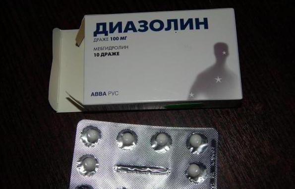 diazolinskih analoga
