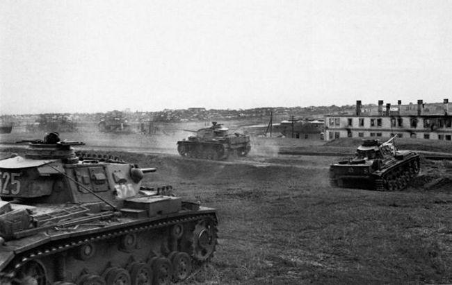 гвардейские танковые дивизии