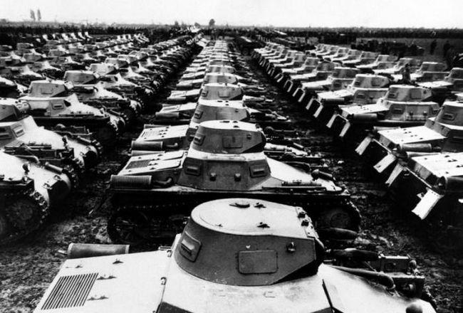 танковые дивизии вермахта