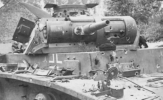 4 танковая дивизия