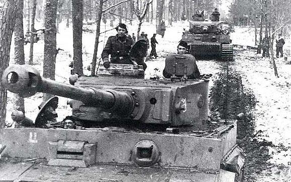 танковые дивизии сс