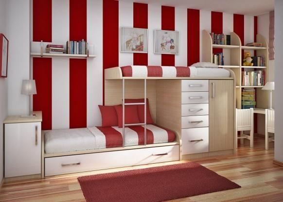 dizajn dječje sobe u Hruščovu