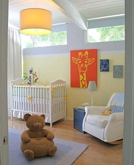 dizajn dječje sobe za dječaka
