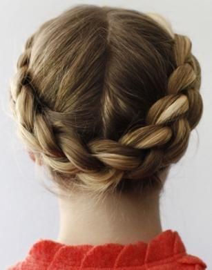 frizura za koš