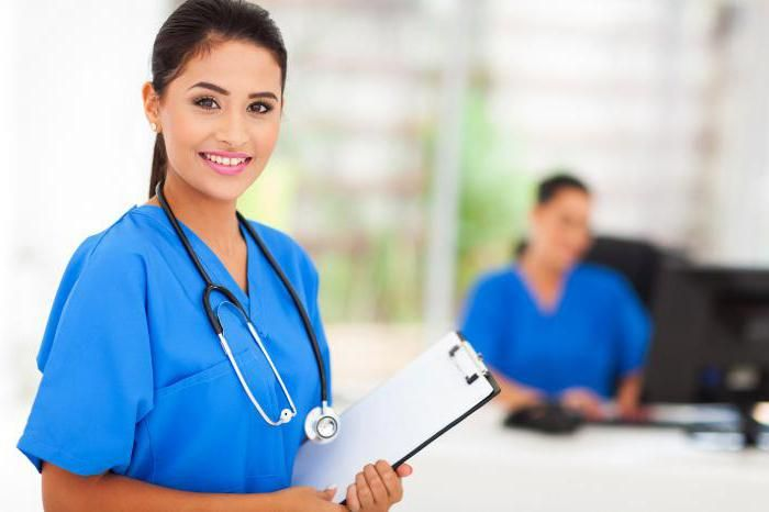 opis radnih mjesta medicinskih sestara